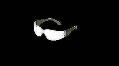 Crosman Shooting Glasses angled