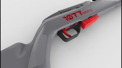 Crosman 1077 FreeStyle (.177) Trigger Detail