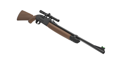 2100 Classic with Scope angled front right