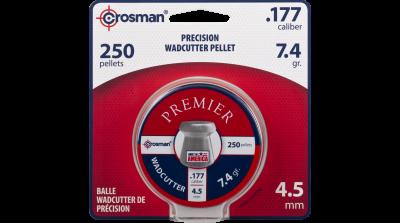 Crosman Wadcutter Pellet (.177) tin in card