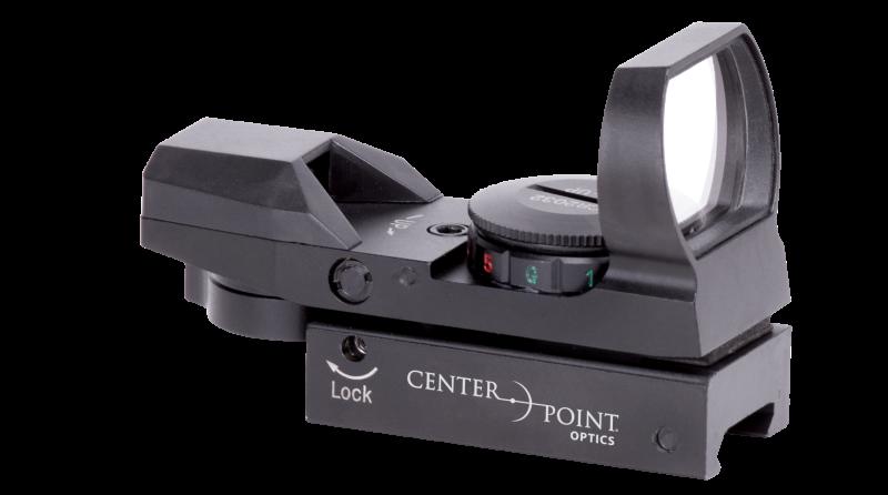 CenterPoint Open Reflex Sight