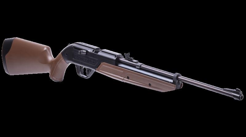 Crosman® 760 Pumpmaster® .177 Pellet / BB Pneumatic Pump Air Rifle, Brown
