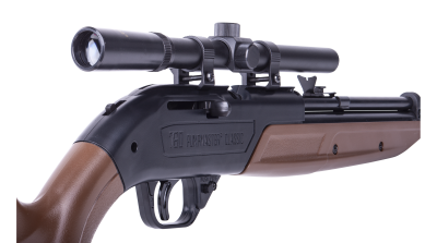 Crosman 760 Pumpmaster (BB/ .177) scope