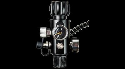 Benjamin Charging System Cylinder gauge