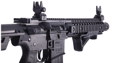 DPMS SBR (Remanufactured) right side