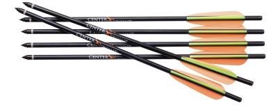 Aluminum Crossbow Arrows (6 pack)