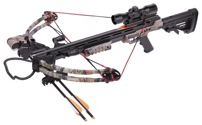 Sniper 370 (Camo)