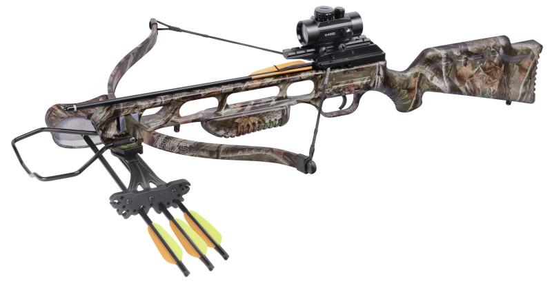 XR175 Recurve Crossbow (Camo)