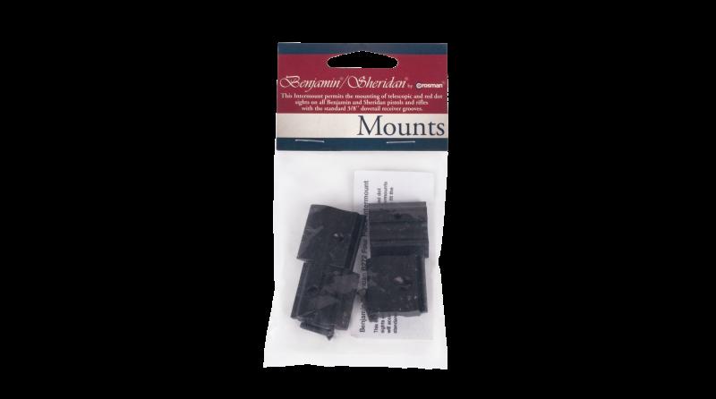 Benjamin 4-Piece Intermount