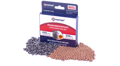 Crosman® Wadcutter Pellet and Copperhead® BB Pack (BB/ .177)