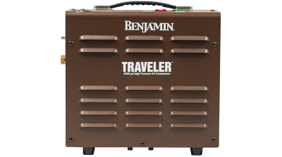Benjamin Traveler Compressor side