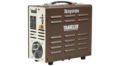 Benjamin Traveler Compressor angled settings