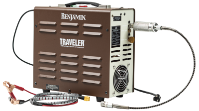 Benjamin Traveler Compressor
