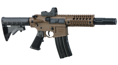 Bushmaster Full Auto MPW (Reman)