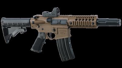 Bushmaster MPW (BB) facing right angled front