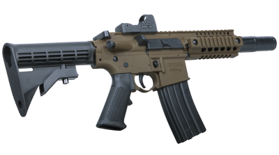 Bushmaster MPW with Red Dot (Remanufactured)