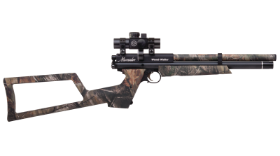 Benjamin® Marauder®  Woods Walker™ PCP Air Pistol with Realtree® APG  (.22 cal)