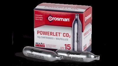 Powerlet® CO2 (15ct)