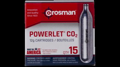 Powerlet® CO2 (15ct) packaging