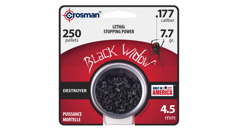Crosman® Black Widow™ Pellet (.177)
