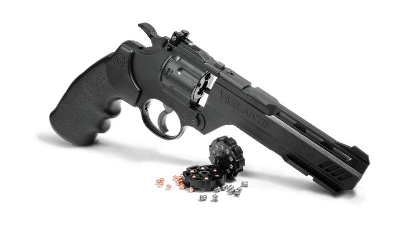 Crosman® Vigilante™ CO2 Air Pistol (.177/BB)