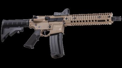 Crosman QR-Mag (BB) with gun faded