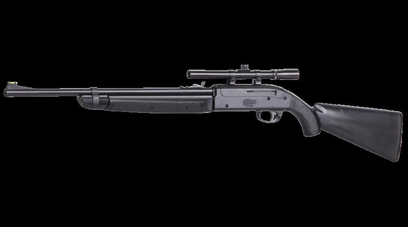 Crosman® Legacy 1000 .177 Pellet/ BB Variable Pump Air Rifle with Scope