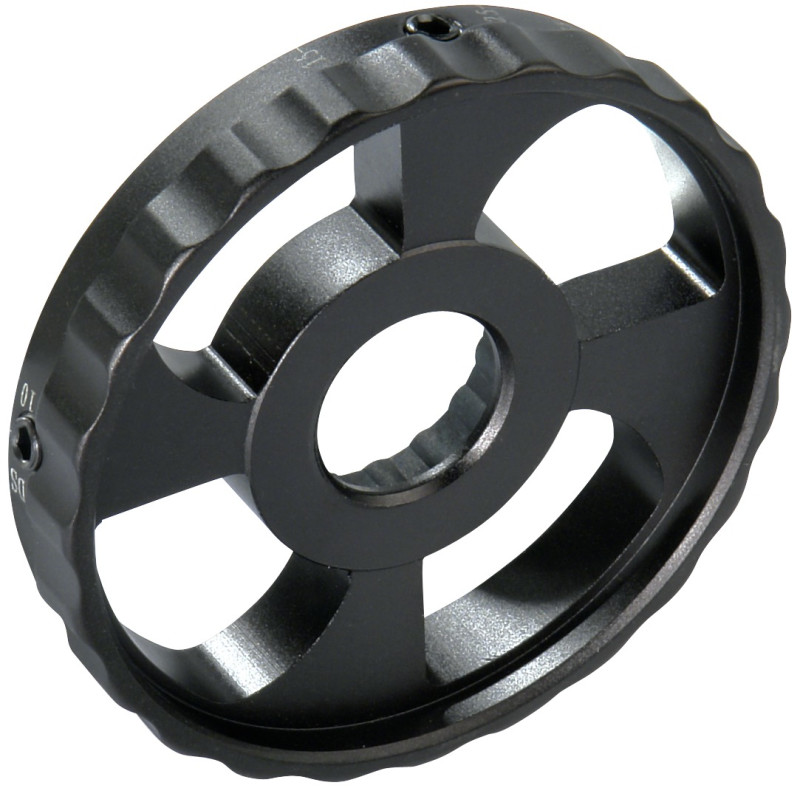 X-Large Side Wheel (for compact scopes)