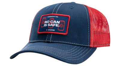 Crosman Trucker Hat -  No Can is Safe