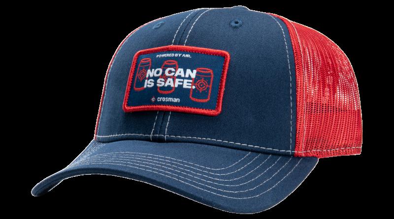 Crosman Trucker Hat -  No Can is Safe