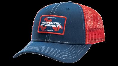 Crosman Trucker Hat - Respected by Varmints Preview