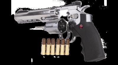 Crosman SR357 (BB) with bullets