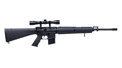 DPMS Classic M4 (.177) facing right