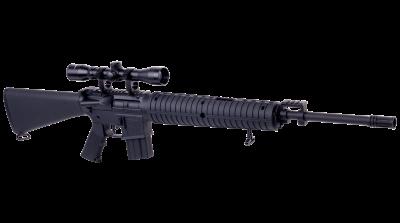 DPMS Classic M4 (.177) angled