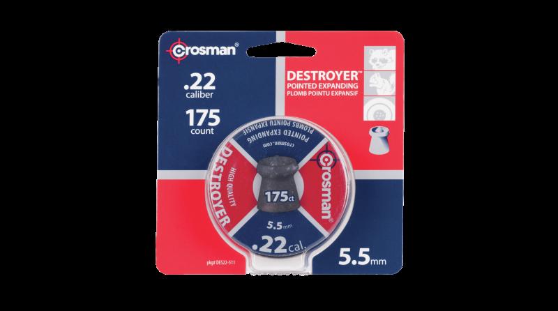 Crosman® Destroyer™  Pellet (.22)