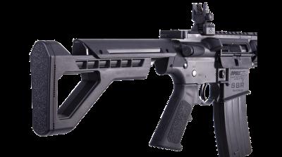 DPMS SBR Full Auto BB Air Rifle stock