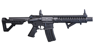DPMS® SBR CO₂ BB Air Rifle with Dual Action Capability