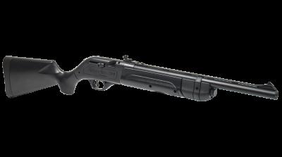 Remington R1100 (BB) facing right angled forward