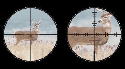 4-12x44 mm Riflescope