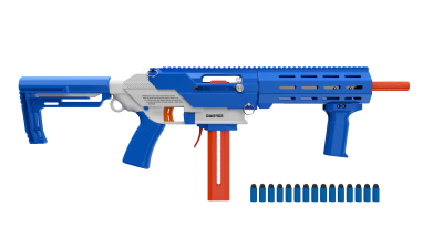 Game Face Prime Blaster (Blue) Preview