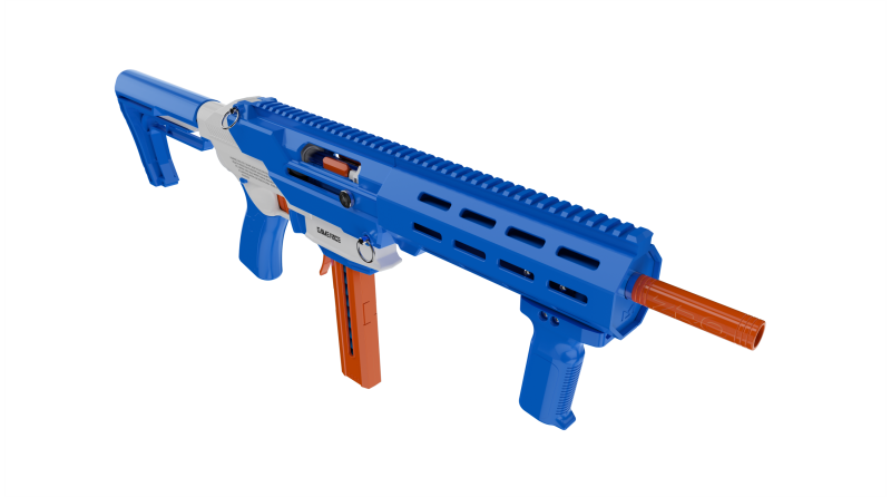 Game Face Prime Blaster (Blue)
