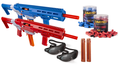 Game Face Prime Blaster Bundle Preview