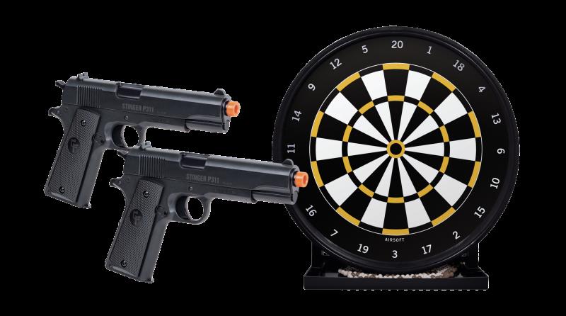 Game Face Stinger Challenge Kit