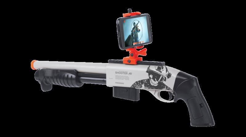 Game Face Ghost Radical Shotgun