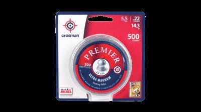 Crosman Domed Pellet (.22) packaging