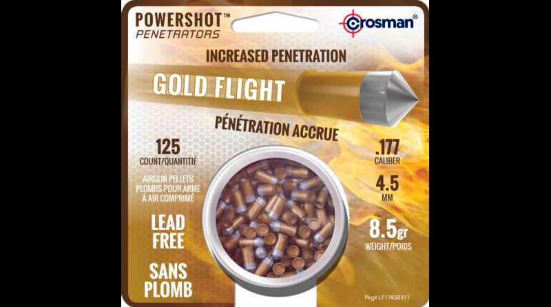 Crosman® Gold Flight™ Penetrator (.177)