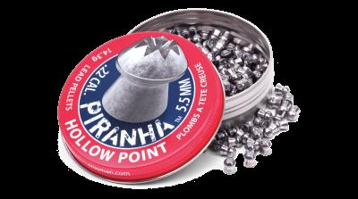 Crosman®   Piranha™ Hollow Point Pellet (.22)