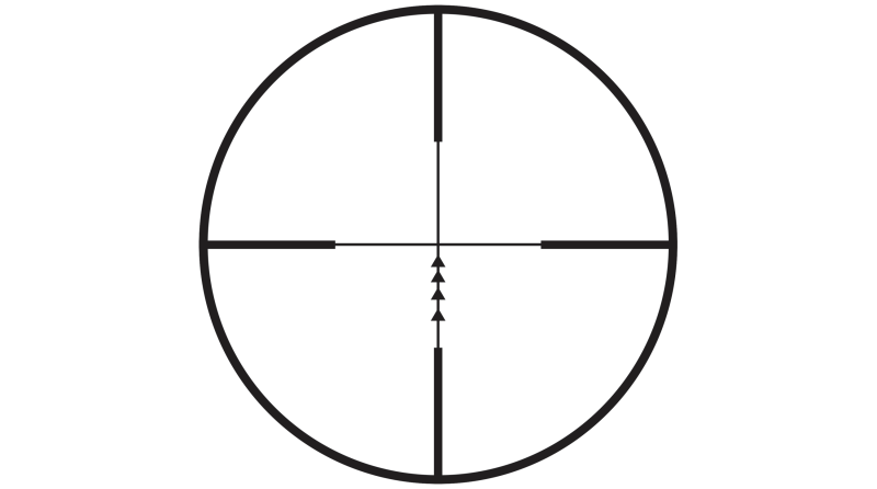 CenterPoint 2-7x32mm TAG Riflescope