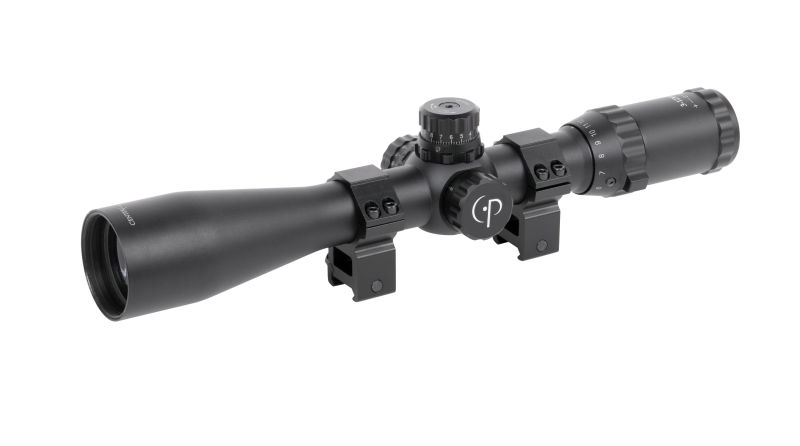 CenterPoint 3-12x44mm PLT Riflescope