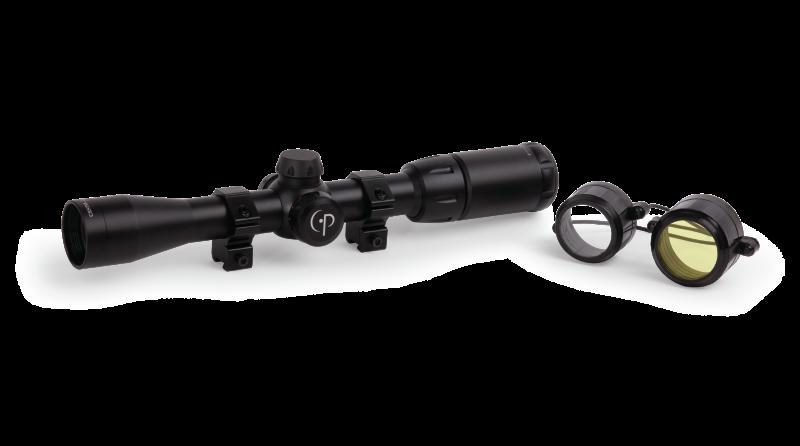 CenterPoint 3-9x32mm Riflescope